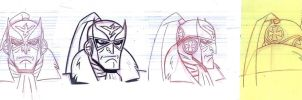 ANIMATION: Batman: Brave and the Bold: Enemy Ace by StephenBJones