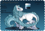Rapthorse (closed species) GiveAway!! (CLOSED) by DemiSaurusRex