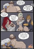 ARAM Adventures: Braum's Pregn-able by FarahBoom