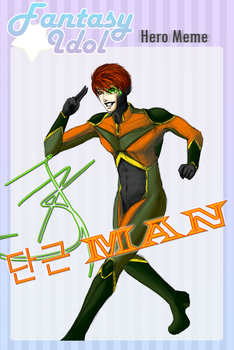 CARROTMAN by aegis-of-justice