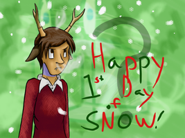 Snow Snow and More Snow by Dreyfus2006