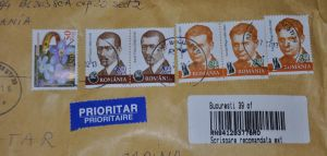 letter from Romania by Rikitza