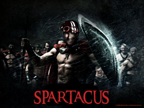 Spartacus by Isdelth