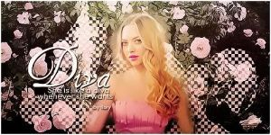 Amanda Seyfried by florentinaRBD