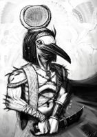 Thoth by 1Rich1