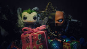 Holiday Funko Pop Figure 49 by iAmAneleBiscarra
