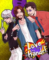 LOVE Handel by Nakamon