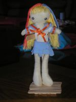 School Girl Doll by Kago-The-Kitty