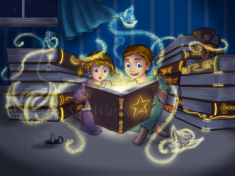 The Magic in Books by Starwarrior4ever