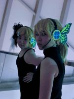 Even If We Left... (Kagamine Twins) by writingpikachu
