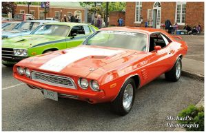 1972 Challenger by TheMan268