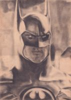 Batman. by avix
