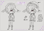 [OPEN] ADOPTABLE AUCTION#4 | CYOP SNOW BUNNY by OCshop