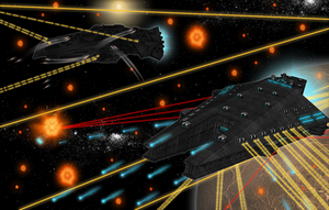 Battle of Alpha Ceti: Desperate Defence by EmperorMyric