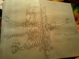 Owl by MatchCense