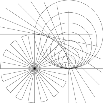 Poincare Geodesics by Hop41