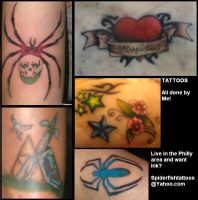 Tattoos by Destiny by Destinyknights