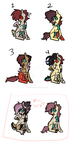 Litter for kittenax 0/4  closed by dracocrowshiin