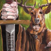 Herne and Albion by ImogenSmid