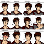 Pixiv Expression Meme by EeveeFoxlover