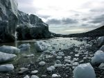 Bylot Island. Ice. Rock I by mimilie