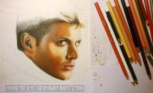 Dean WIP by xnicoley