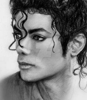 MJ - His Highness Gorgeousness by CezLeo