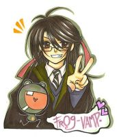 FrogVampForHPYearBook by Frog-VaMp