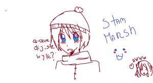 Stan Marsh by kennytender