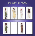 Outfit meme (Anniss) by TeraStormTAS