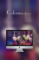 Colorna wallpaper by xhoOp