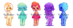 Slime Time | Open (Paypal/Points) by Vulx-Adoptables
