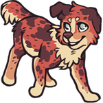 Leah Tag by FourDirtyPaws