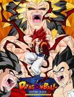 DBNA poster complete by MalikStudios