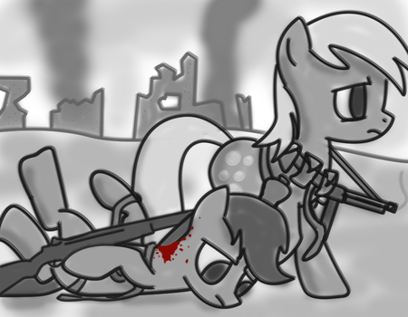 War is Hell by FamelessFace