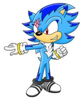 :CE: Shino the Hedgehog by speediothehedgehog