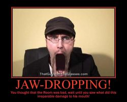 Jaw Drop, Nostalgia Critic by comptech224