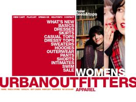 urban outfitters layout IV by palindromenoise