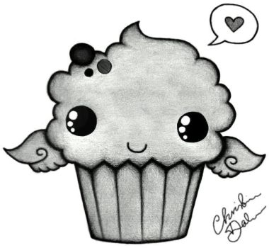 Cute cupcake by 47flowers