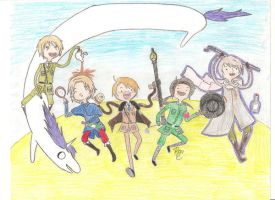 What time is it? Hetalia time! by Shizl3MahSh00mz