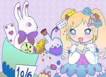 Lolita in Wonderland- Cute thoughts by SweetAbril