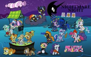 Nightmare Night Festival by SketchyJackie