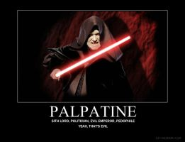 Palpatine Demotivational by jswv