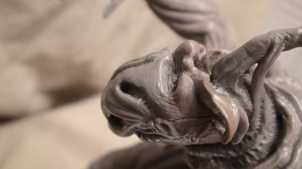 Twisted Creature-Unpainted 03 by S1yMcNasty