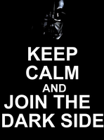 Join the Dark Side by GreedLin