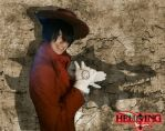 Alucard - Shadow Puppets (Cosplay) by LazerMan47