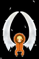 Kenny with wings by AdventureTime1Fan