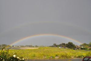 Double Rainbow Deux by Chihito