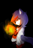 Flames by Maddzee