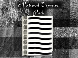 Natural Texture Brush Pack by Leatherfeet